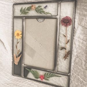 Pressed Flower Picture Frame